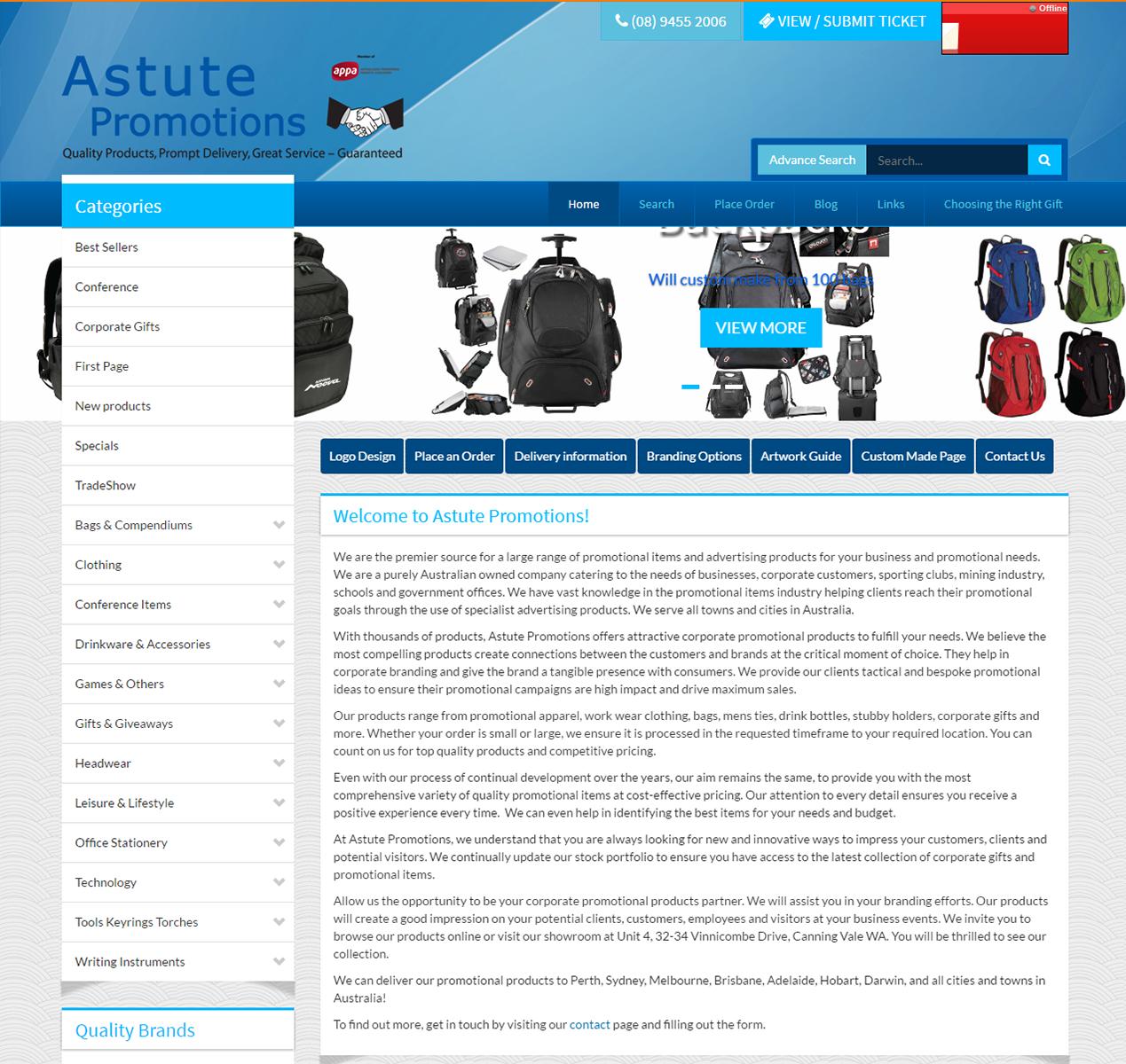 Astute Promotions