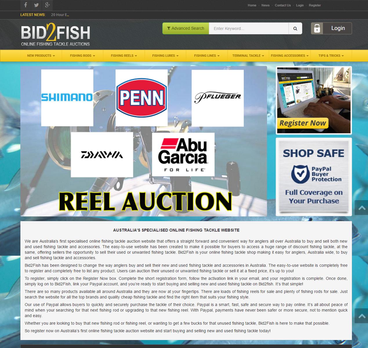 Bid2fish