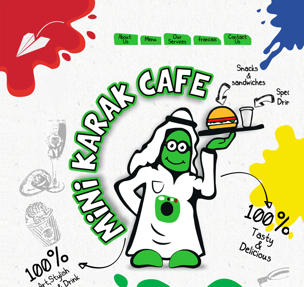 Mini Karak Cafe