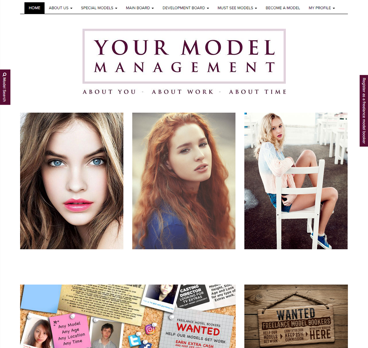 Your Model Managment